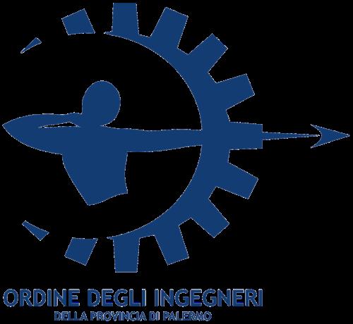 Logo Ordine degli ingegneri della Provincia di Palermo